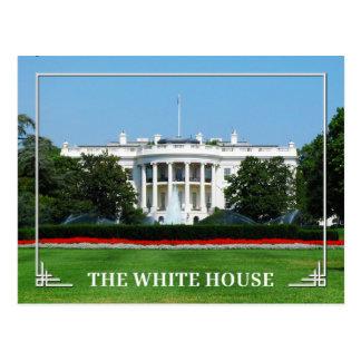 The White House Washington D C Post Cards