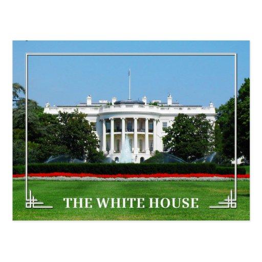 The White House, Washington, D.C. Post Cards