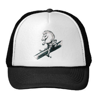 The White Knight Hats