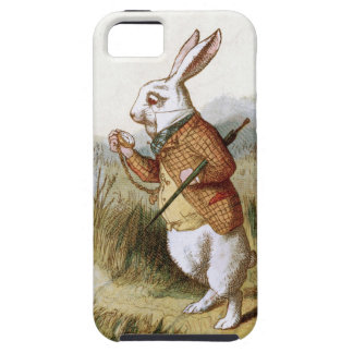 The White Rabbit - Alice in Wonderland iPhone 5 Cover