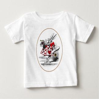 The White Rabbit Baby T-Shirt