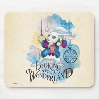 The White Rabbit | Looking for Wonderland 3 Mouse Mat