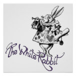 The White Rabbit Posters