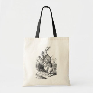 The White Rabbit with Watch Bags