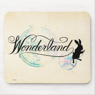 The White Rabbit | Wonderland 2 Mouse Mat