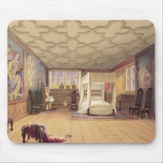 The White Room, Cotehele house, c.1830-40 (colour Mouse Mat