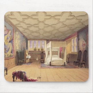 The White Room, Cotehele house, c.1830-40 (colour Mouse Pad