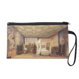 The White Room, Cotehele house, c.1830-40 (colour Wristlet