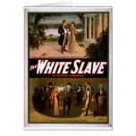 The White Slave by Bartley Campbell 1911 Cards