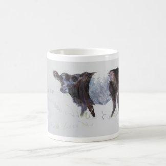The White Stripe Basic White Mug
