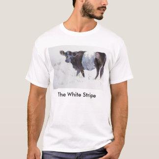 The White Stripe T-Shirt