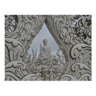 The White Temple Postcard
