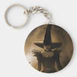 The Wicked Witch of the West 4 Keychains