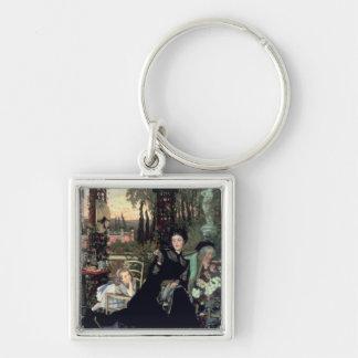 The Widow 1868 Key Chain