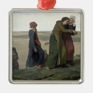 The Widow or The Fisherman's Family Ornament
