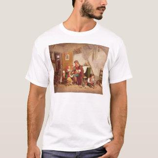 The widowed family, 19th century T-Shirt