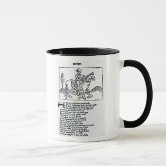 The Wife of Bath Mug