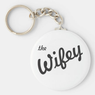 The Wifey Key Ring