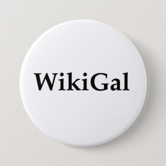 The Wikigal Big Button