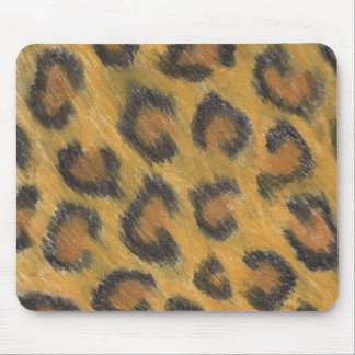 The Wild Cheetah Mouse Mat