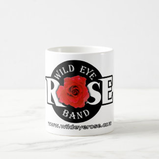 The Wild Eye Rose Band Mug 1