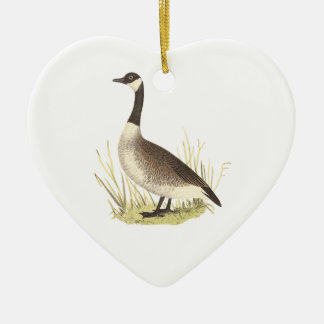 The Wild Goose	(Anser canadensis) Christmas Ornament