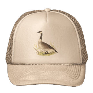 The Wild Goose(Anser canadensis) Trucker Hat