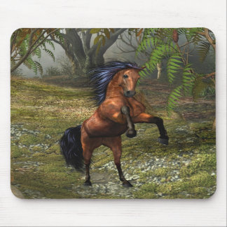 The Wild Horse ..  a mare`s tale Mousepads