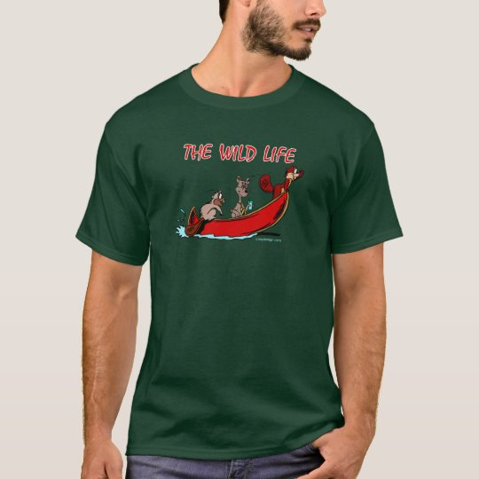 The Wild Life T-Shirt