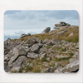 The Wild Moors Bodmin Moor Cornwall England Mouse Mat