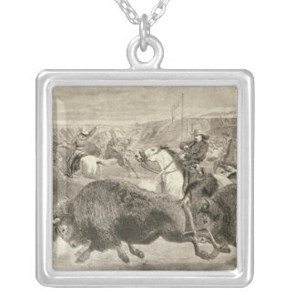 The 'Wild West' at the Great American Silver Plated Necklace