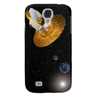 The Wilkinson Microwave Anisotropy Probe Galaxy S4 Case