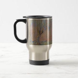 The Willows - Claude Monet Coffee Mug