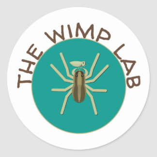 The Wimp Lab Sticker