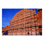 The Wind Palace at Jaipur India Poster Print
