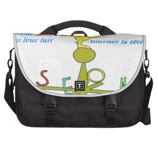 The WIND VANE 1.PNG Laptop Bag