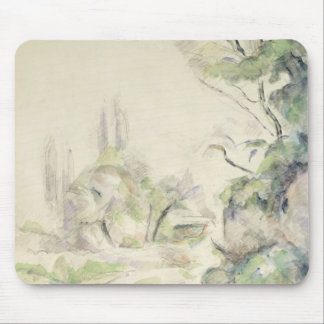 The Winding Road c 1900-06 w c on paper Mousepad