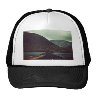 The winding road cap
