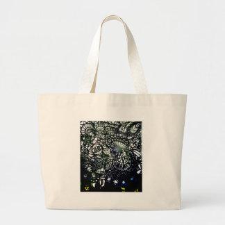 The Winding Worm A2 Jumbo Tote Bag