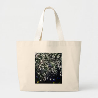 The Winding Worm A2 Large Tote Bag