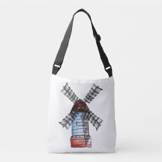 The windmill crossbody bag