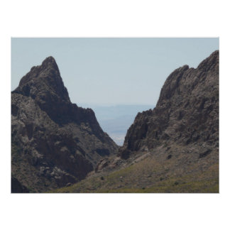 """The Window""-Big Bend National Park, TX Print"