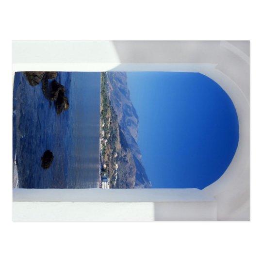 The Window Postcard