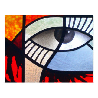 The Window to the Soul Postcard