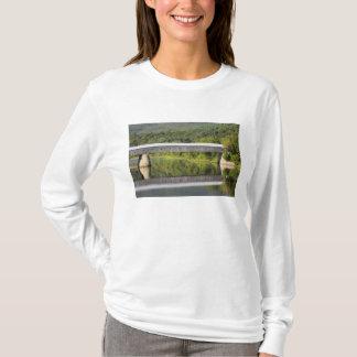 The Windsor-Cornish Covered Bridge spans the T-Shirt