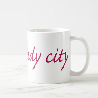 The Windy City runner Coffee Mugs