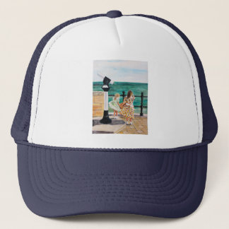 The Windy Day Trucker Hat