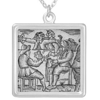 The Wine-Coopers Delight, from Necklace