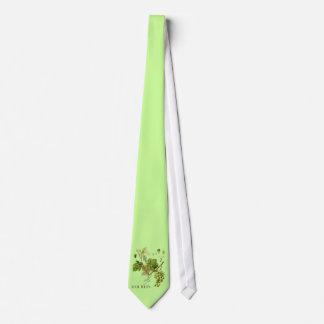 The wine tie