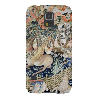 The Winged Deer (tapestry) Galaxy S5 Cases